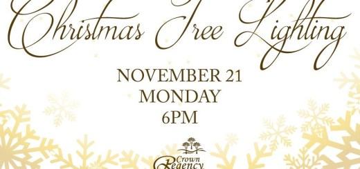Christmas Tree Lighting at Crown Regency Hotel & Towers | Cebu Finest