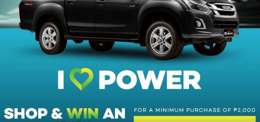 Shop and Win an Isuzu D-MAX with Lazada Philippine Online Revolution   Cebu Finest
