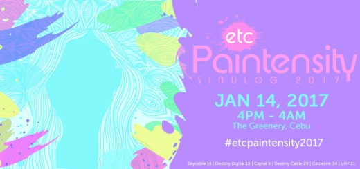 ETC Paintensity goes all out in Sinulog 2017! | Cebu Finest