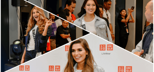 Miss Universe 2016 Candidates visit UNIQLO Store in Cebu   Cebu Finest