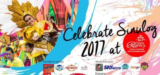 Crown Regency Hotel & Towers celebrated Sinulog Festival with a blast | Cebu Finest