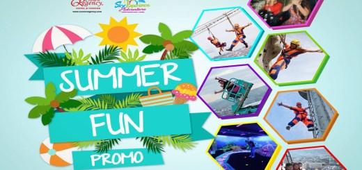 Sky Experience Adventure Summer Fun Promo at Crown Regency Cebu | Cebu Finest