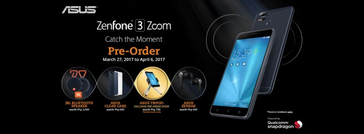 Asus Zenfone 3 Zoom is now available for pre-order nationwide | Cebu Finest