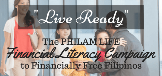"Philam Life promotes ""Live Ready"" Campaign for Financial Literacy 