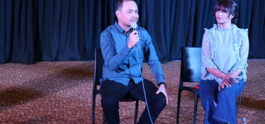 Iza Calzado, Jerrold Tarog visit Cebu City to promote new movie, Bliss | Cebu Finest