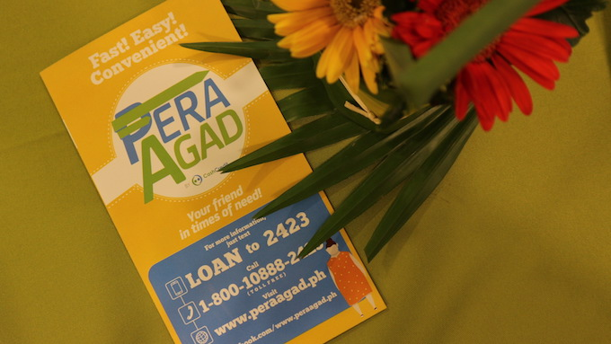 Pera Agad, an instant cash loan by Cash Credit, now in Cebu | Cebu Finest