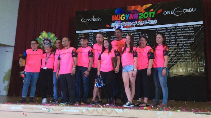 Convergys Hugyaw launched as the biggest BPO multi-event in Cebu | Cebu Finest