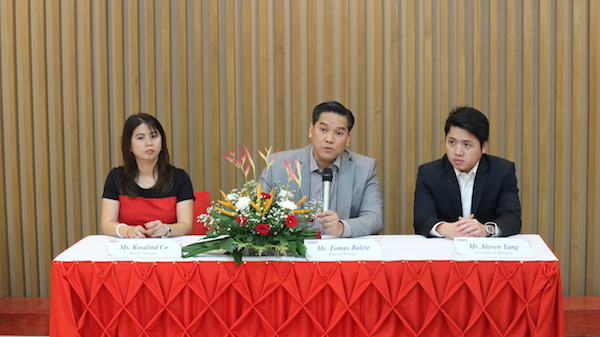 TOSOT Philippines conducts press conference in Cebu   Cebu Finest