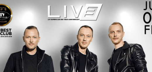 LIV3 featuring Swanky Tunes: The LIV Super Club 3rd Anniversary Party | Cebu Finest