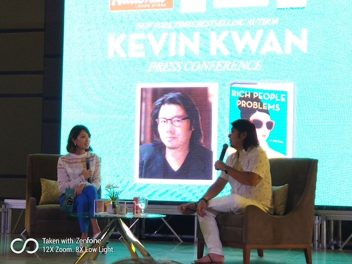 International bestselling author, Kevin Kwan, now in Cebu for NBS book signing   Cebu Finest