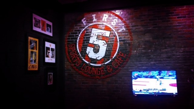High five with First 5 Sports Lounge and Café   Cebu Finest