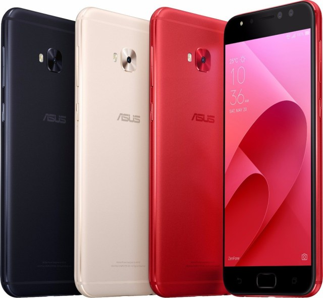 ASUS announces Zenfone 4 smartphone series in Taiwan, event in PH on August 19th   Cebu Finest