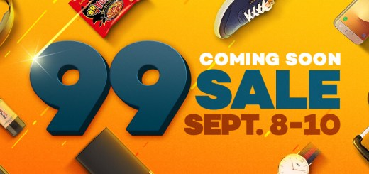Lazada Philippines offers free shipping nationwide on their 99-Peso Sale this September | Cebu Finest