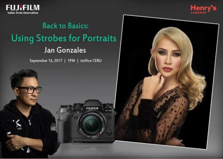 Henry's Professional hosts photography workshop with Jan Gonzales in Cebu   Cebu Finest