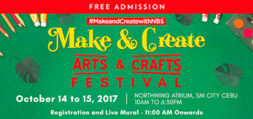 Make and Create: An Arts and Crafts Festival at NBS SM City Cebu | Cebu Finest