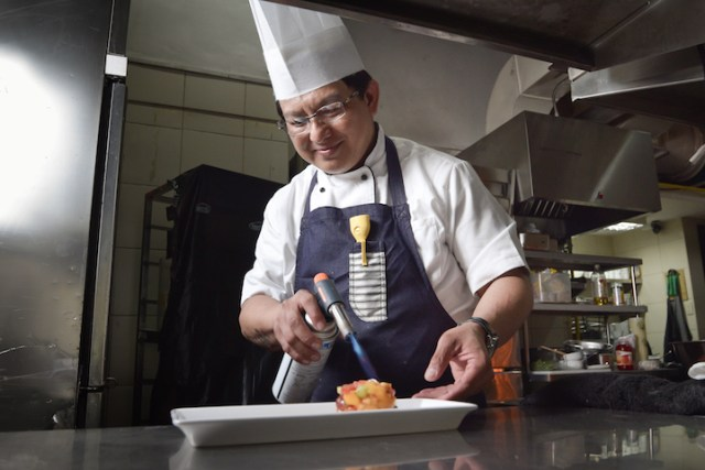 Jet 7 Bistro, a diner in Manila, reopens with new chef from Cebu | Cebu Finest