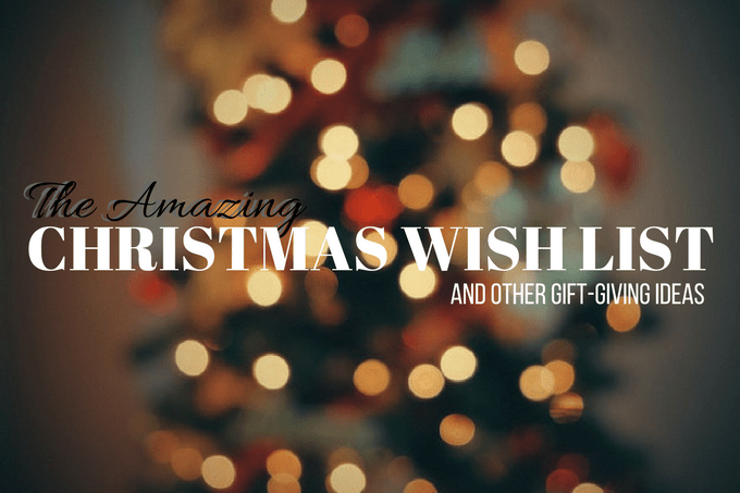 The amazing Christmas wish list and other gift-giving ideas | Cebu Finest