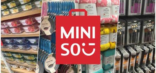 Japanese designer brand, Miniso, opens first shop in Cebu | Cebu Finest