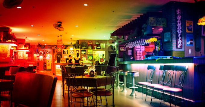 This themed bar in Cebu that can be your Riverdale OOTD inspiration   Cebu Finest