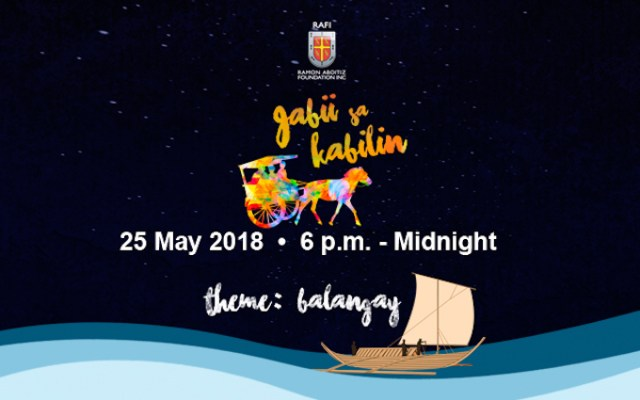 Gabii Sa Kabilin 2018 is set on May 25, now on its 12th year | Cebu Finest