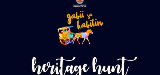 Gabii Sa Kabilin 2018 Heritage Hunt registration is now open   Cebu Finest