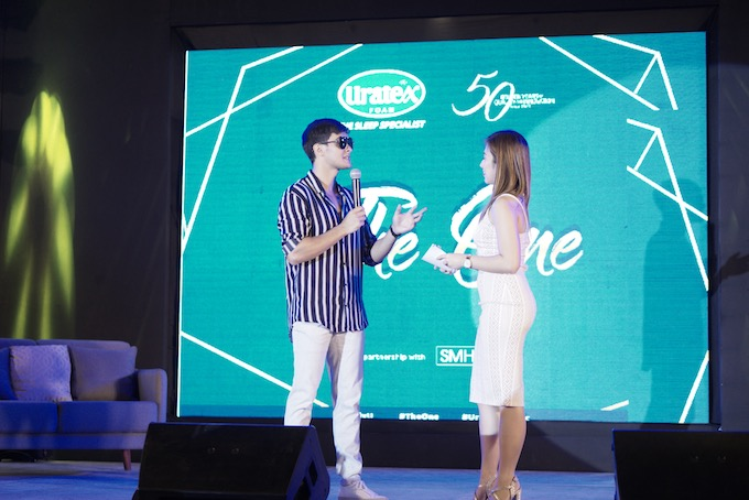 Matteo Guidicelli picks his one sleeping partner, sings live in Cebu for Uratex | Cebu Finest