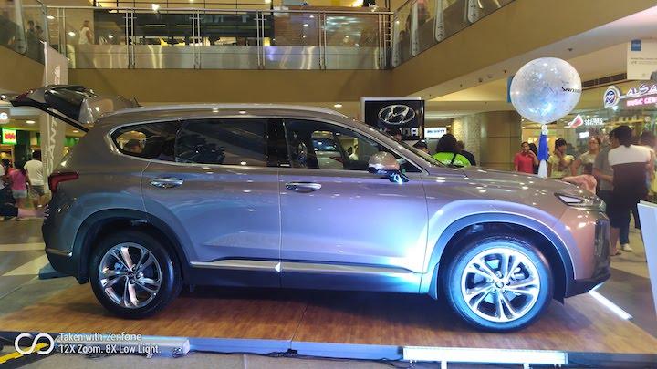 The Hyundai Kona and the All-New Santa Fe unveiled in Cebu | Cebu Finest