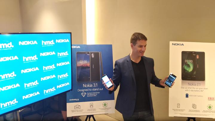 New Nokia 2 and Nokia 3 Android smartphones introduced in Cebu City | Cebu Finest