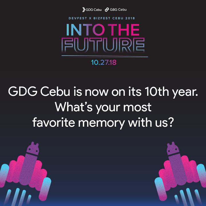 DevFest x BizFest Cebu 2018: Be a part of Cebu's biggest Google Tech Conference   Cebu Finest