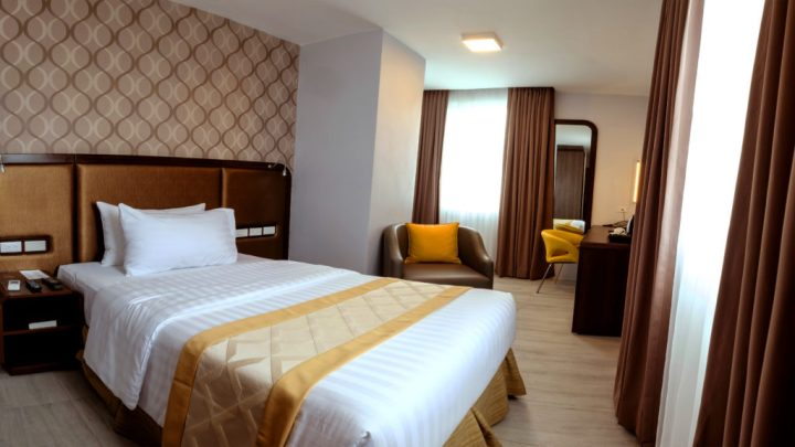 Experience affordable luxury staycation in Cebu at One Central Hotel   Cebu Finest
