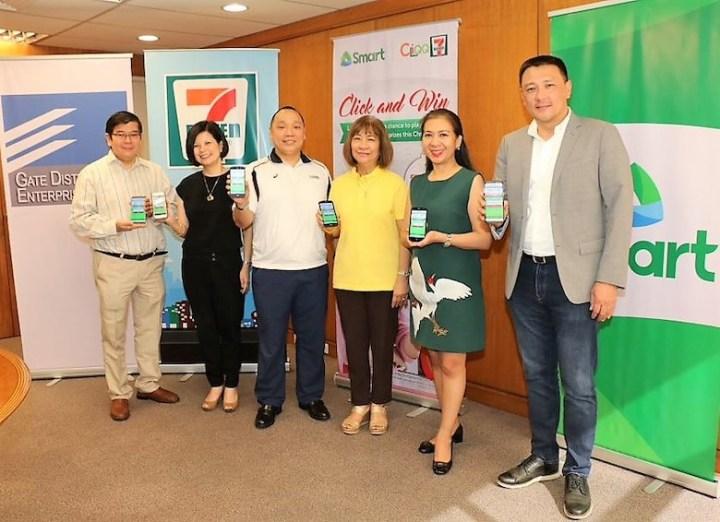 Smart, TNT, Sun subscribers can win instant prizes from 7-Eleven this Christmas | Cebu Finest