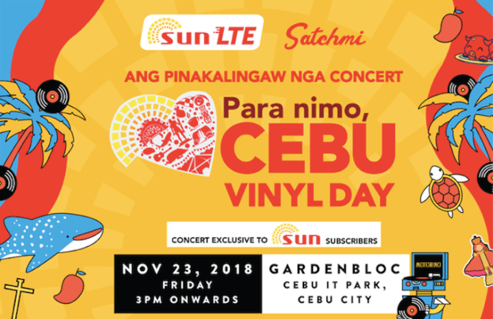 Get ready to rock for SUN's 'Para Nimo, Cebu' Concert on November 23 | Cebu Finest