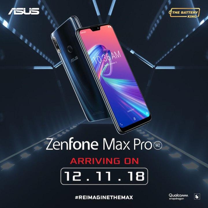 ASUS Philippines introduces new #BatteryKing ZenFone Max Pro M2 in Cebu | Cebu Finest