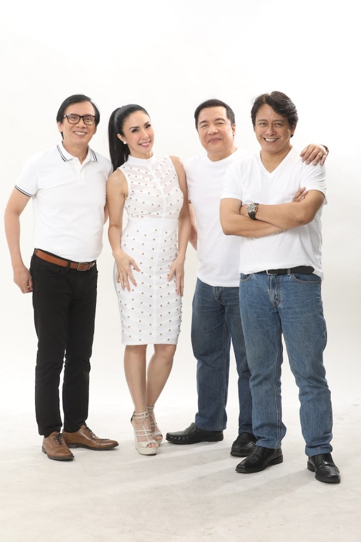 #Tanders Rey Valera, Nonoy Zuniga, and Marco Sison to serenade Cebu with Giselle Sanchez | Cebu Finest