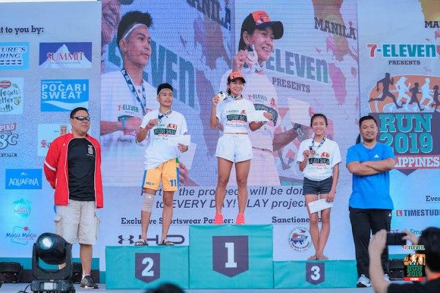 RESULTS: 7-Eleven Run 2019 gathers runners in Cebu, Davao, and Manila   Cebu Finest