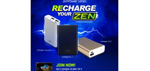 "ASUS Philippines powers up the summer season with the ""Recharge Your Zen"" promo 
