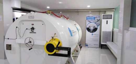 CebuDoc acquires multi-place hyperbaric chamber | Cebu Finest