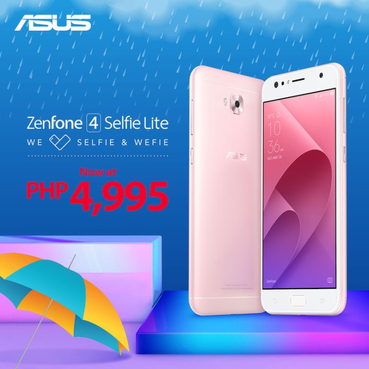"""ASUS Philippines pours in """"Rainy Season Savings"""" with new ZenFone 5Z and ZenFone 5 prices! 
