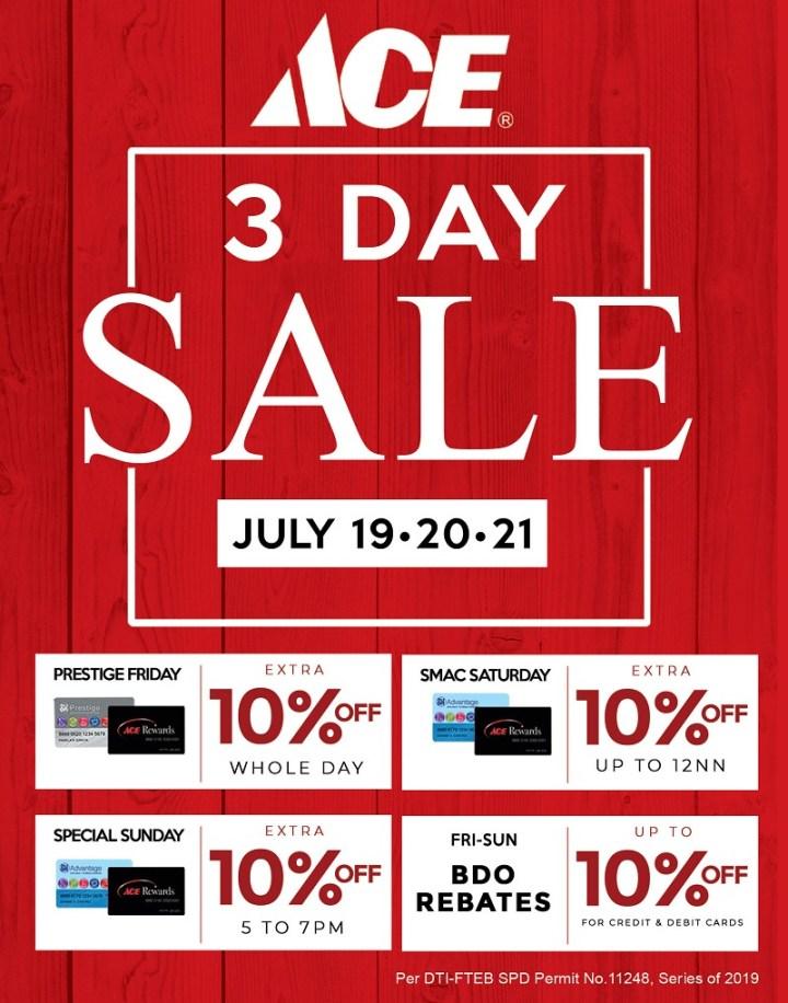 It's the Big SM City Cebu Sale, up to 70% discount starting July 19 | Cebu Finest