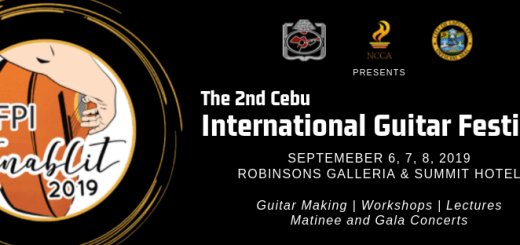 Kinablit 2019: The 2nd Cebu International Guitar Festival | Cebu Finest