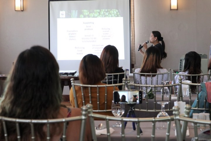 "WWF-Philippines conducts ""Savour Planet 2019: No Place for Waste"" in Cebu City 