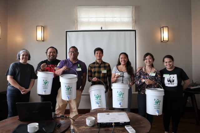 """WWF-Philippines conducts """"Savour Planet 2019: No Place for Waste"""" in Cebu City 