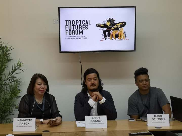 Artists, designers from abroad arriving in Cebu for Tropical Futures Forum   Cebu Finest