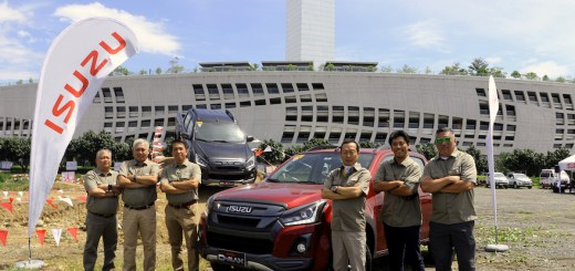 The Isuzu D-MAX LS-A makes its Visayas debut with the 'Tough Enough' drive demo | Cebu Finest