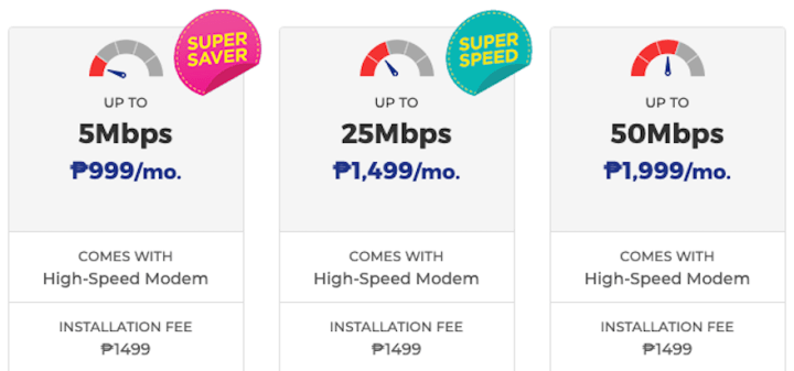 Sky Fiber launches new Super Speed Plans in Cebu, introduces the country's first All-In Box | Cebu Finest