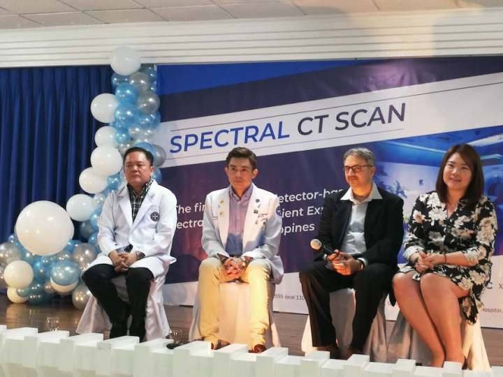 The world's first and only detector-based spectral CT with ambient experience is now in CebuDoc | Cebu Finest