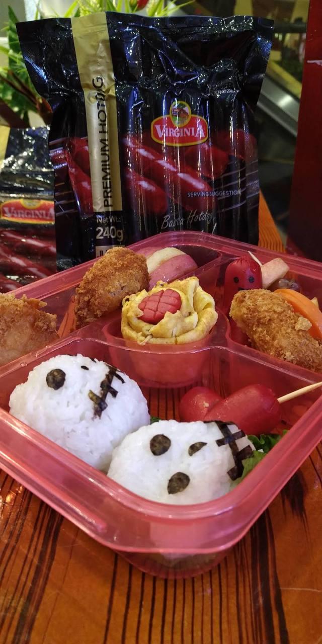 Let's celebrate the Real Premium Taste of Virginia Premium Hotdog   Cebu Finest