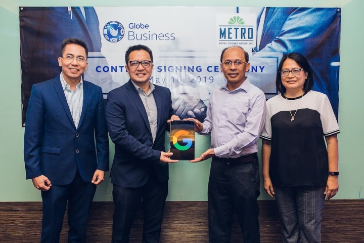 Metro Retail Stores Group boosts digital transformation with G Suite and Globe Business | Cebu Finest