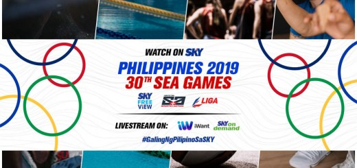Witness Filipino greatness! Celebrate the best of Filipino athletes with SKY's all-out coverage of the Philippines 30th SEA Games.