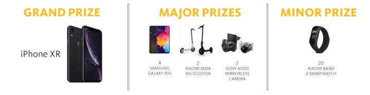Maybank Holiday Treat! Join the M2U Gadget Appgrade Promo and win prizes | Cebu Finest